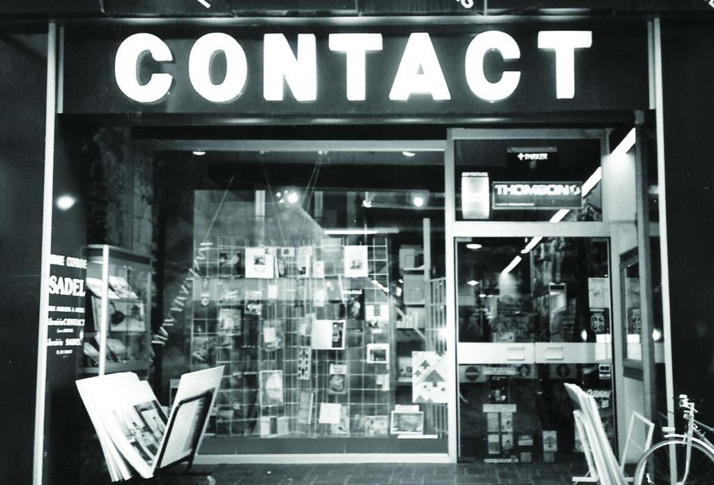 Ouverture de Contact