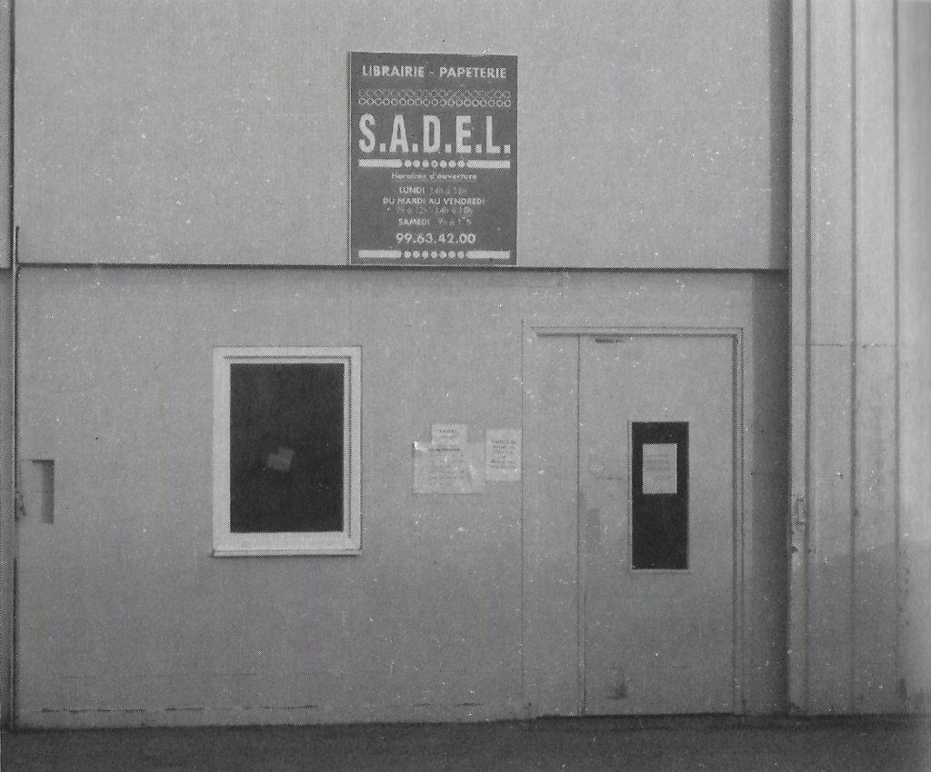 Ouverture du magasin Sadel de Rennes