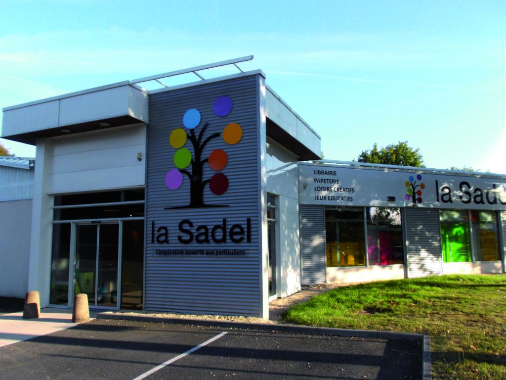 Nouveau magasin Sadel à Nantes